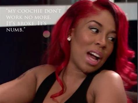 love and hip hop atlanta kmichelle argues with kirk quotes from love and hip hop k michelle quotesgram