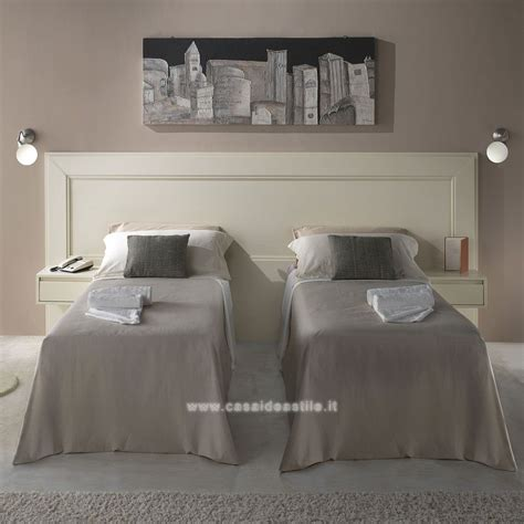 Testate Per Letto by Testata Letto Per Albergo Tendenze Mobili Casa Idea Stile