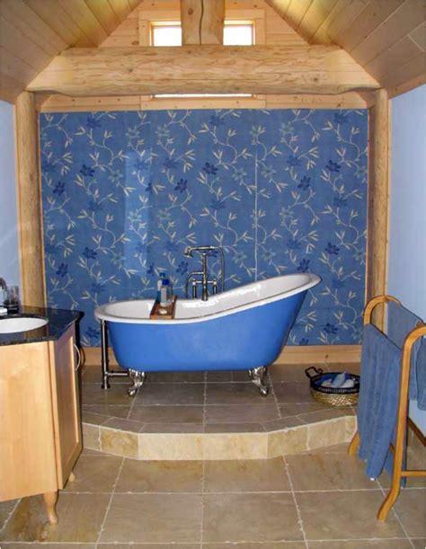 blue tub bathroom 28 clawfoot tubs that will transform your bathroom ritely