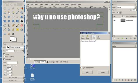 Meme Font - make meme lolcats text with the gimp a computer hobbyist