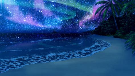Free Download Beach At Night Backgrounds   Page 3 of 3