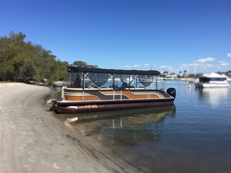 pontoon boats brisbane runaway bay pontoon boats australia - Pontoon Fishing Boat Australia