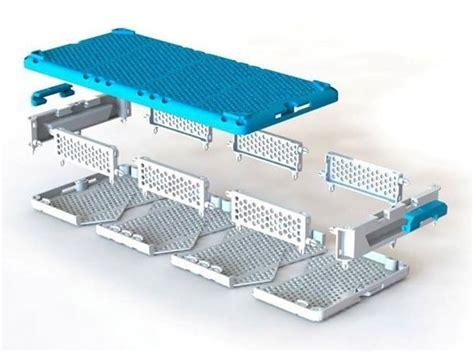 design concept manufacturing design concepts non metal sterilization cases and trays