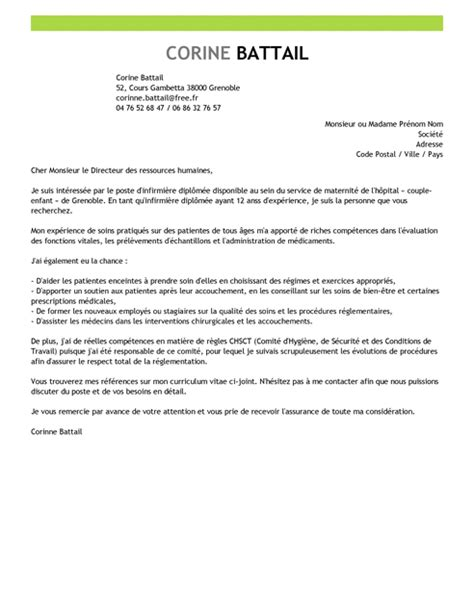 Exemple De Lettre Motivation Infirmière Lettre De Motivation Infirmi 232 Re Autoris 233 E Exemple Lettre De Motivation Infirmi 232 Re Autoris 233 E