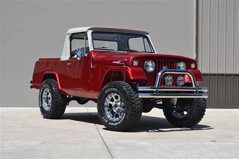 jeep commando custom 1969 jeep commando custom 177400