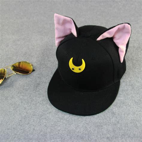 japanese anime harajuku sailor moon artemis cat ear