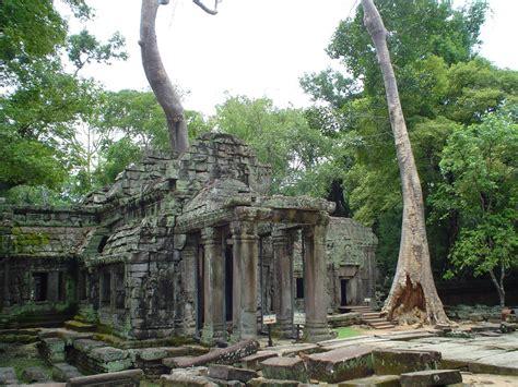 Angkur I tempel angkor kambodscha