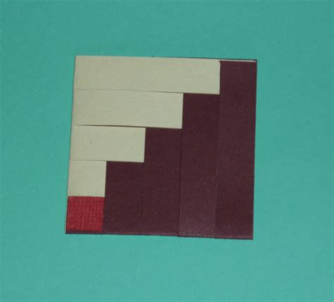 Paper Pleaser by The Papercraft Post Log Cabin Paper Weaving