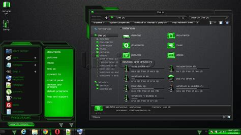 new themes for windows 8 1 2015 windows 8 1 theme green limbo by newthemes on deviantart