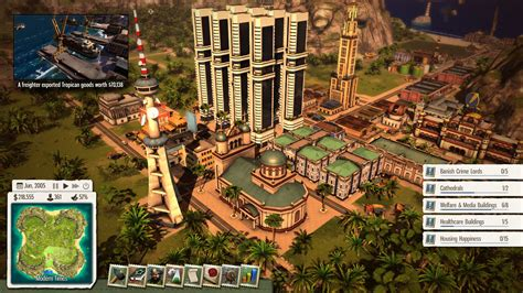 Tropico 5 review - GameplayInside Firefall Game 2015