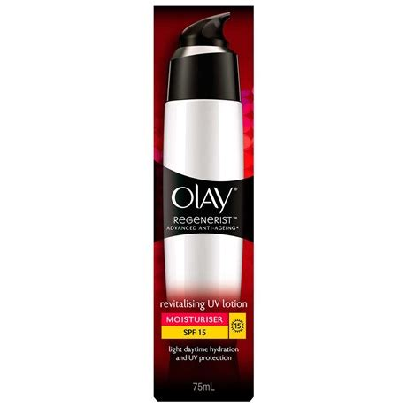 Olay Regenerist Revitalising Uv Lotion 75ml Olay Regenerist Revitalising Uv Lotion Ph