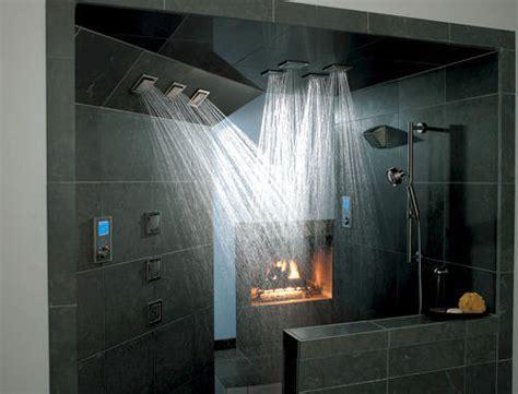 Multi Shower by 12 Steamy Bathroom Ideas