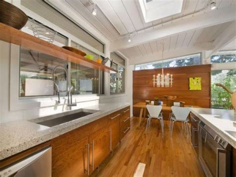 contemporary kitchen interiors 39 stylish and atmospheric mid century modern kitchen designs digsdigs