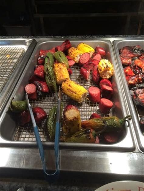 grilled corn picture of king buffet san antonio