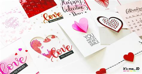 Valentines Day Cards Handmade - 10 diy s day cards that are and easy to make