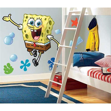 Spongebob Bunk Bed Bedroom Spongebob Themed Bedroom Decorating Ideas For Room Spongebob Room Decor