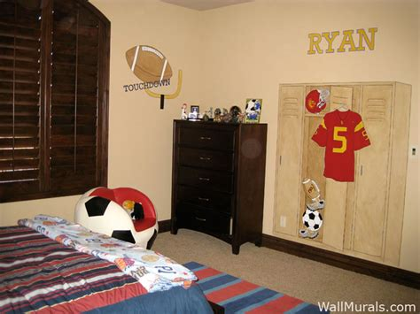 sports wall mural sports wall murals exles of sports murals