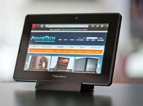 blackberry playbook the blackberry playbook review