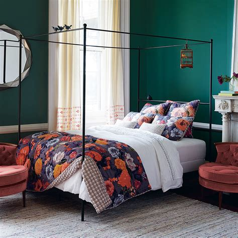 anthropologie bedrooms agneta quilt traditional bedroom by
