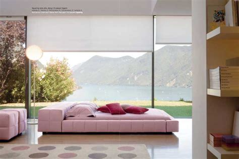 mystical bedroom ideas invite the mystical ambience of glass walls in your