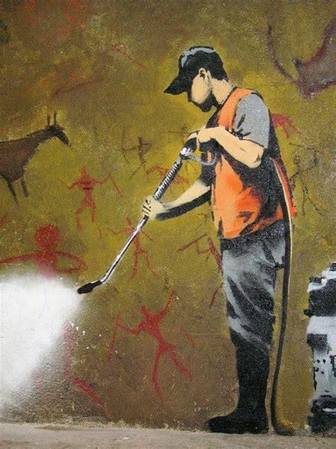 banksy pressure washing  art banksy wikipedia