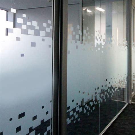 Sichtschutzfolien Fenster Schweiz by Frosted Vinyl Graphics Etched Logos Office Doors Windows
