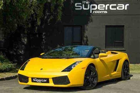 V10 Lamborghini Price Lamborghini Gallardo 5 0 V10 Spyder E Gear Car For Sale