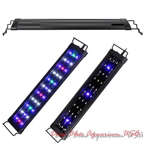72 inch led aquarium light perfect 0 5w 12 18 24 30 36 48 72 quot aquarium led light multi