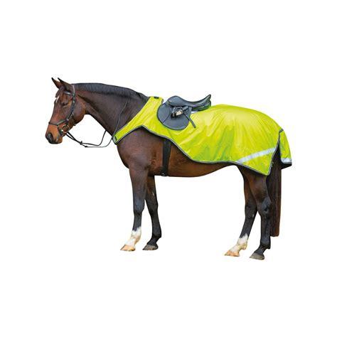 decke pferd horseware amigo ausreitdecke reflective competition sheet