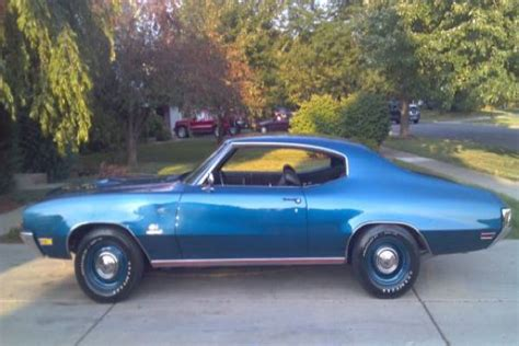 1970 buick gs stage 2 craigslist find musuem quality 1970 buick gran