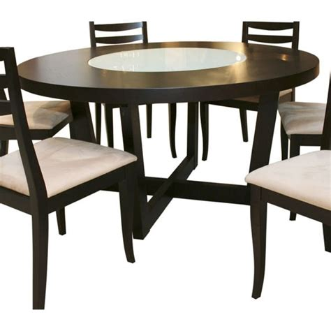 Dining Table With Built In Lazy Susan 17 Best Images About Dining Table On The