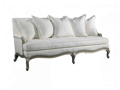 triple textile sofa lillian august luxury furniture mr