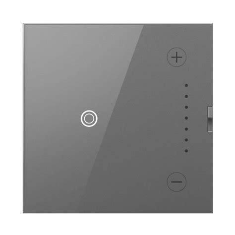 touch l switch lowes legrand adth700mmtuw2 adorne 174 touch 700 watt multi