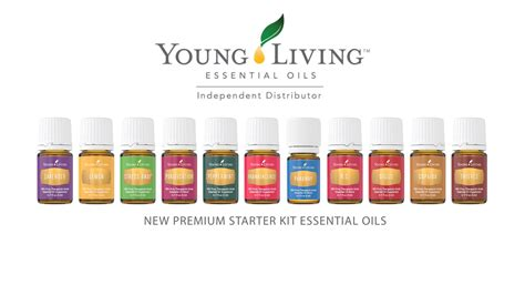 junges wohnen living essential oils premium starter kit