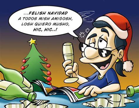 fotos graciosas de borrachos en navidad mensajes navide 241 os graciosos con los que felicitar las fiestas