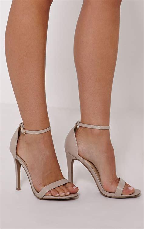Heels The Sandals clover heeled sandals stuff to buy