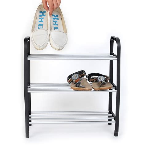 Rack A Tiers Easy by Easy Diy Plastic 3 Tier Shoe Rack Storage Stand Shelf