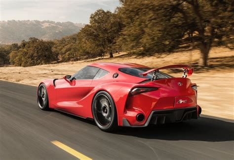 Toyota Supra Specs New Toyota Supra Specs From Ft 1 Concept Product Reviews Net