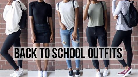 Cute Simple School Outfits Tumblr