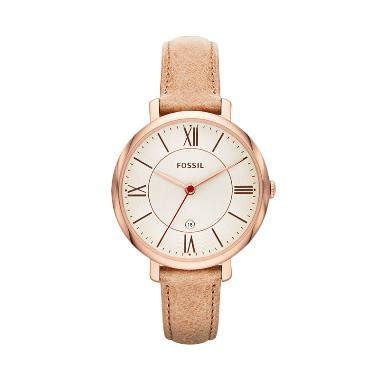 jual fossil jacqueline es3487 gold jam tangan wanita harga kualitas
