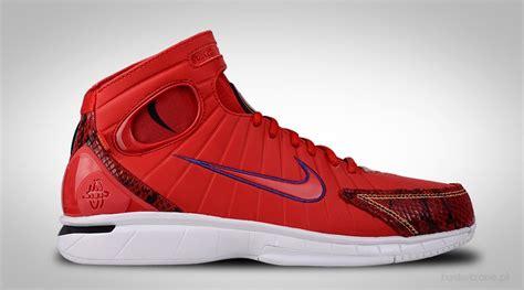 Sepatu Basket Nike Air Zoom Huarache 2k4 Nike Zoom Huarache 2k4 Year Of The Snake Price 117 50 Basketzone Net