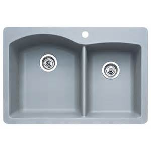 shop blanco basin drop in or undermount