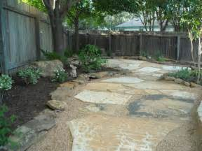 decomposed granite landscaping backyard landscape a decent size decomposed granite