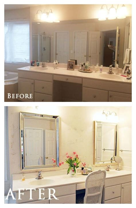 how to remove large bathroom mirror a year of diy posts from 11 magnolia 11