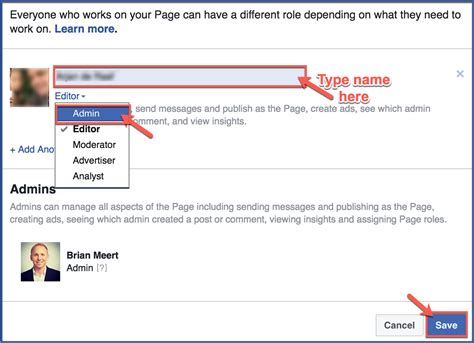 facebook fan page how to add an admin to your facebook fan page advertisemint