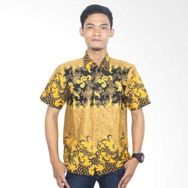 Hem Kemeja Batik Katun 77 jual batik alhadi hem katun kemeja kerja kantor kemeja batik pria hks001 01a harga