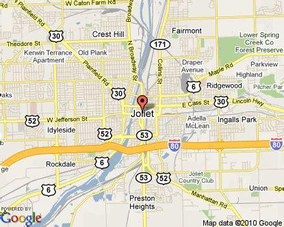 map of joliet il 21 creative joliet illinois map bnhspine
