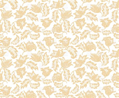 wallpaper vintage vector design background seamless beige floral vintage wallpaper royalty free