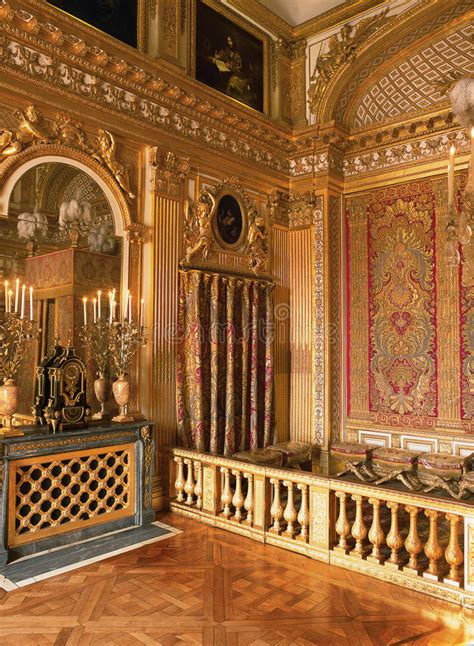 Schlafzimmer Ludwig Xiv by King Louis Xiv Bedroom At Versailles Palace