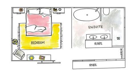 schlafzimmer layout 25 besten master bedroom floor plans with ensuite bilder